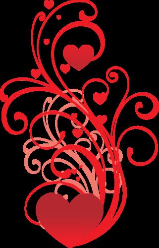 Клипарт романтика