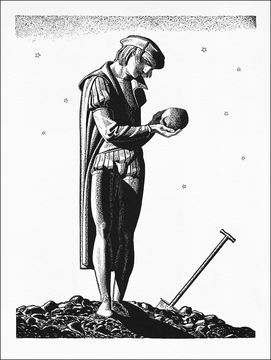 Rockwell Kent, The complete works of William Shakespeare