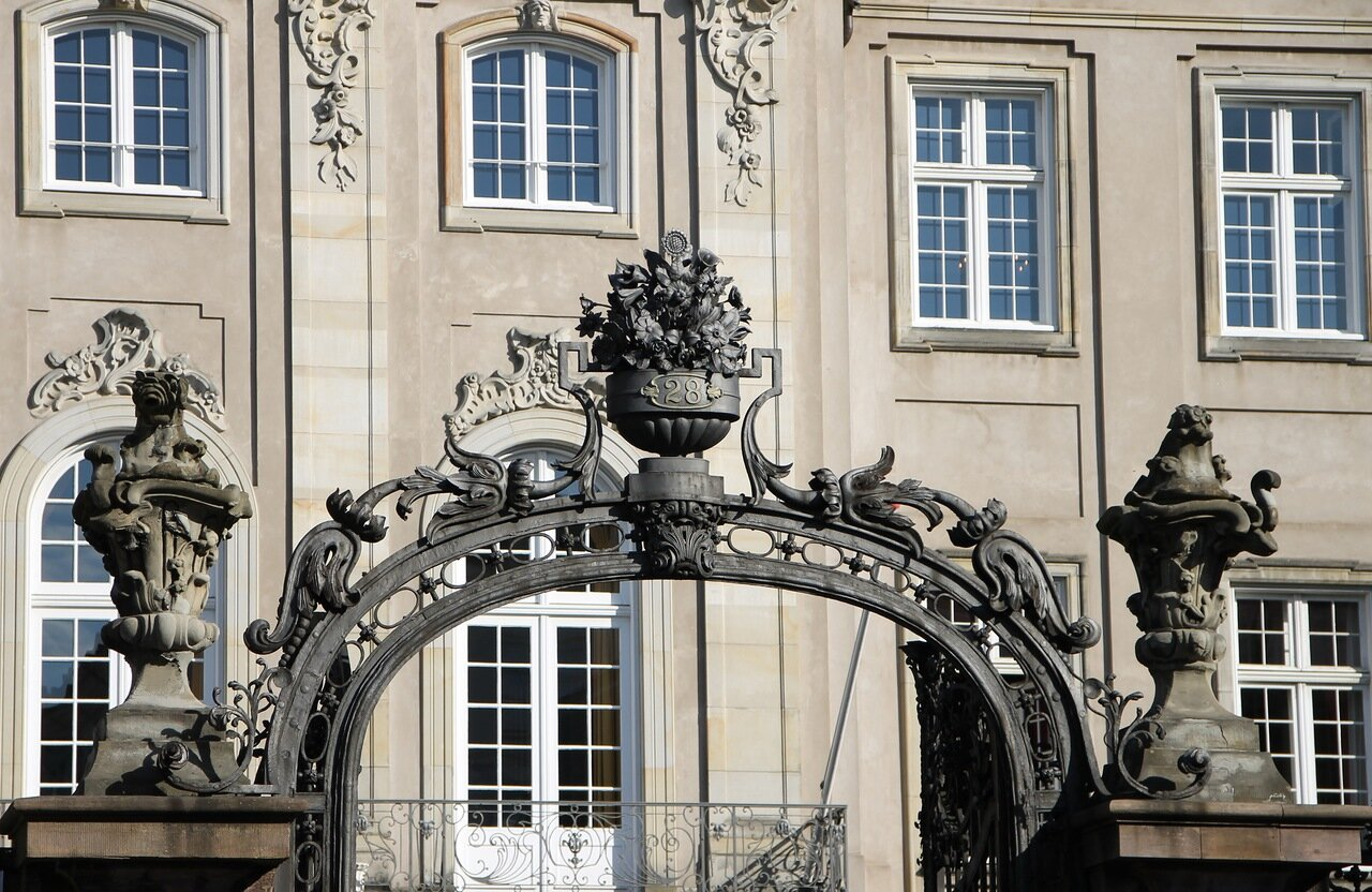 Копенгаген. Особняк масонского общества Одд Феллоу (Odd Fellow Palæet)