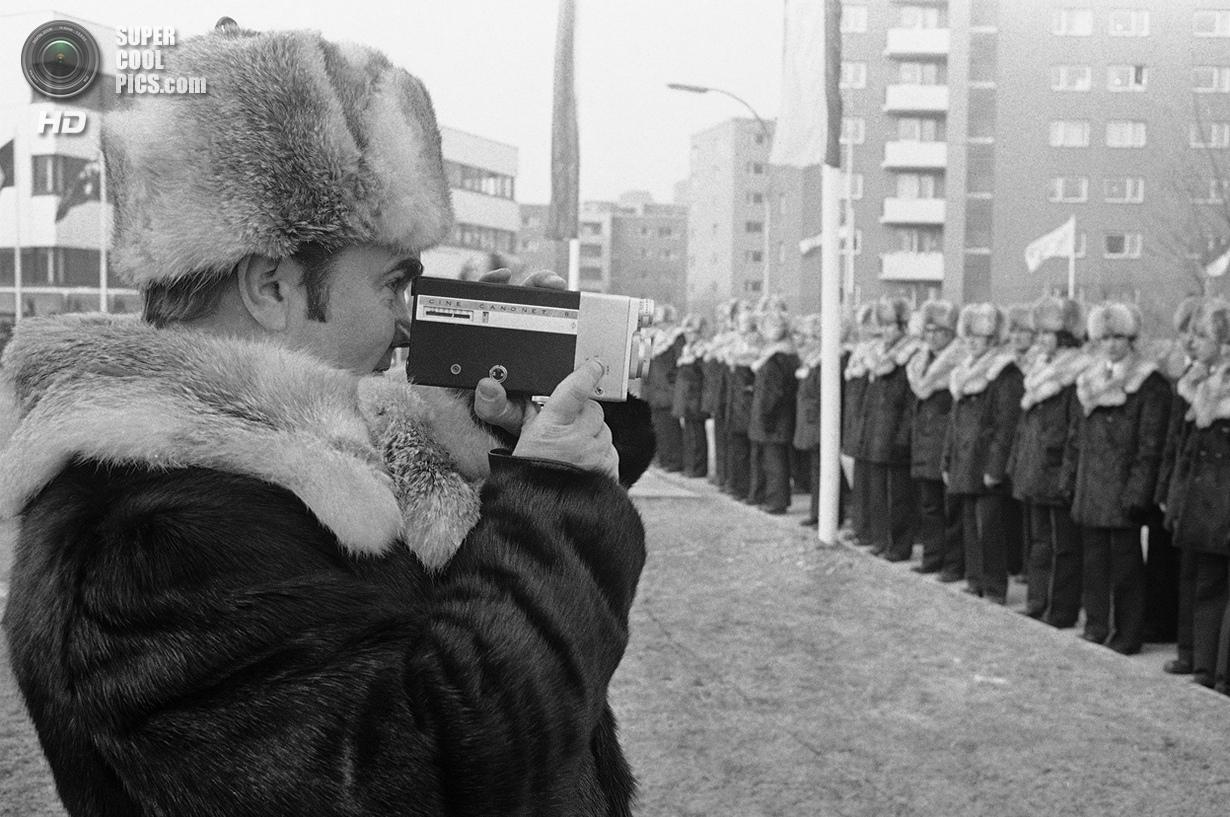 Австрия. Инсбрук, Тироль. 2 февраля 1976 года. Председатель Комитета по физической культуре и спорту