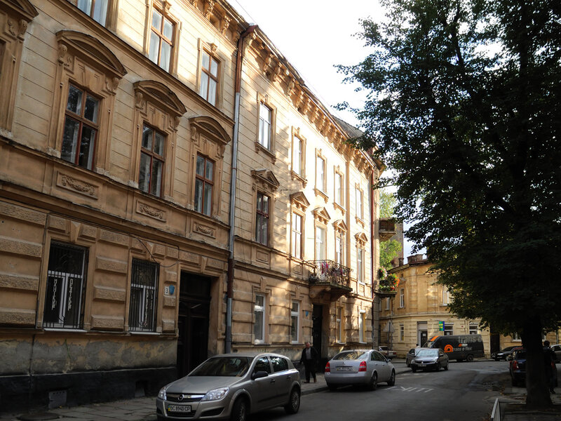 ул. Кониского, дома 3 и 5