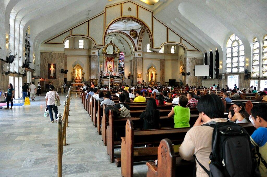 церковь Quiapo