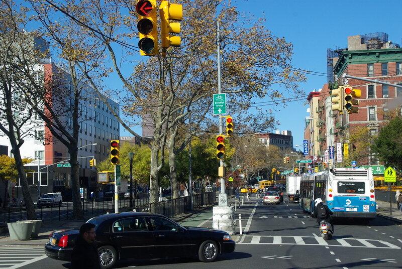 Экскурсия по Нью-Йорку