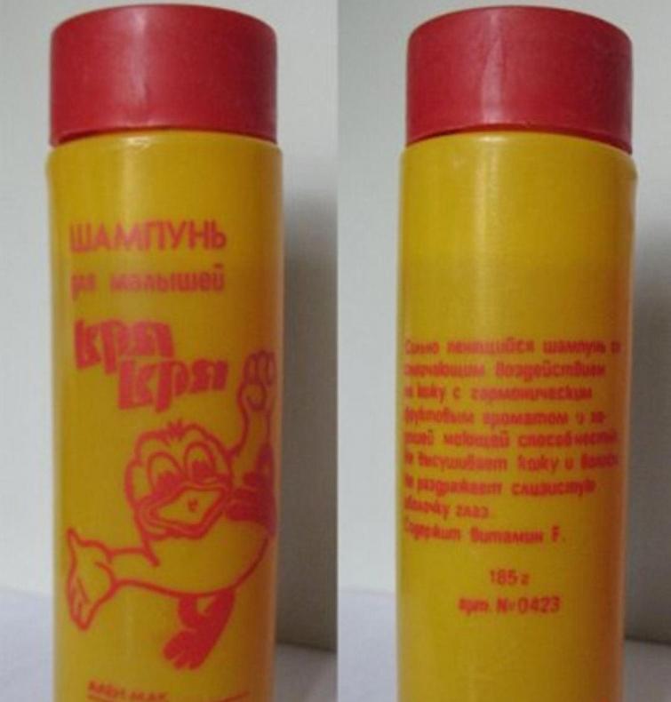 Запахи из детства