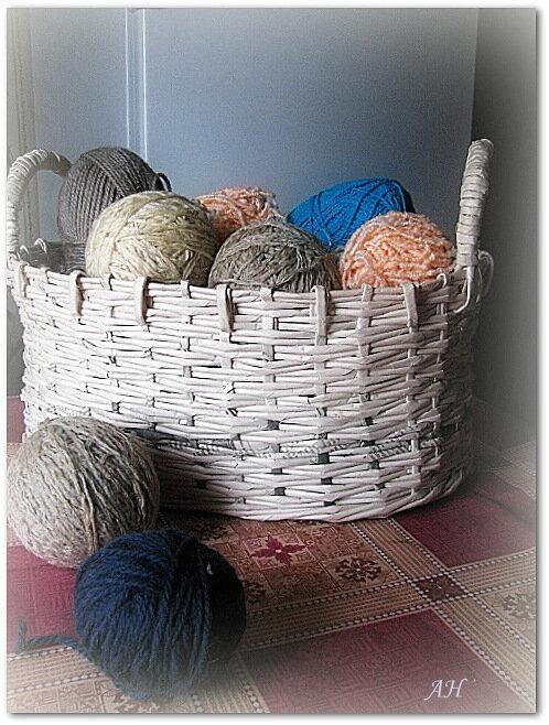 Плетение из бумаги! Красивые и полезные вещи для дома и сада