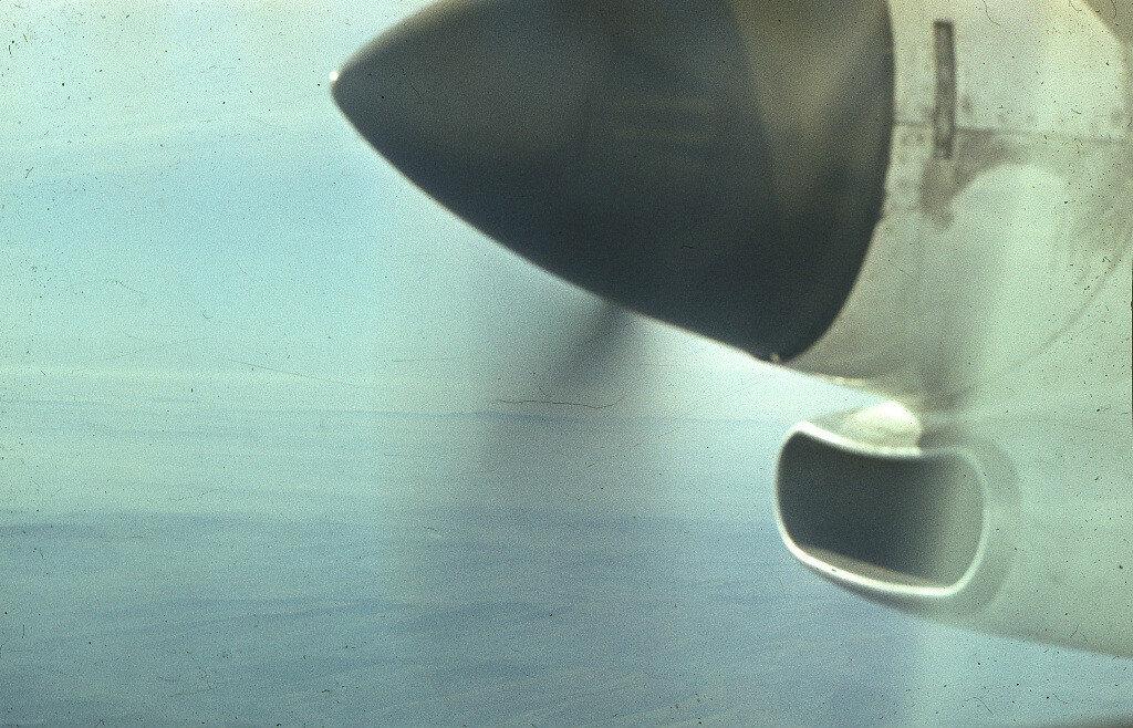 Рейс Барнаул-Рубцовск выполняет самолет Аэрофлота Л-410