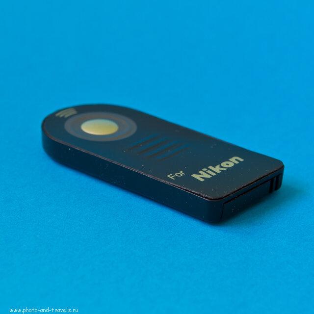 Пульт ДУ для фотоаппарата, например, на Nikon D5100 позволяет продлить выдержку на время большее, чем 30 секунд.