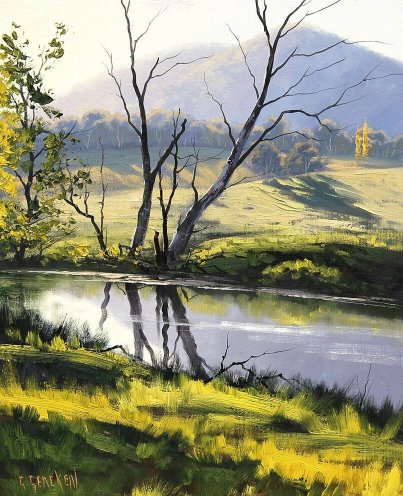 Graham Gercken \ Австралия