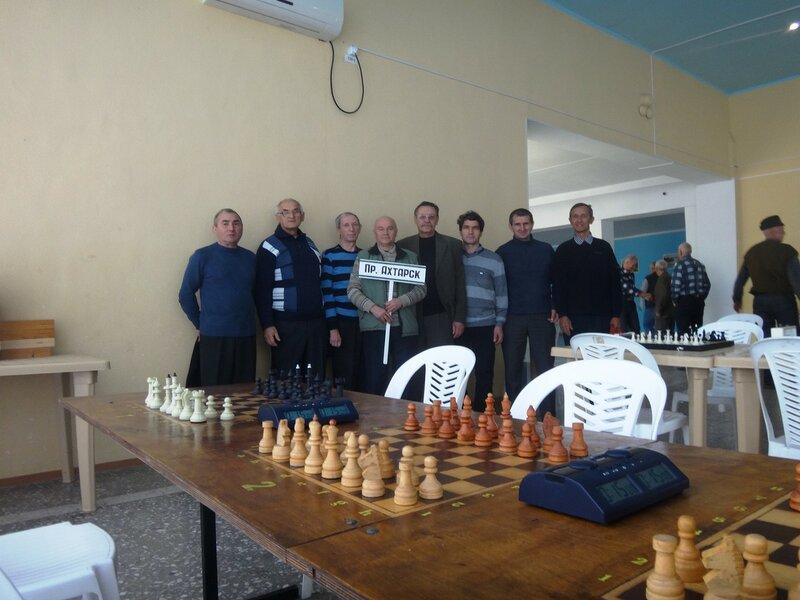 В станице Выселки. На шахматных соревнованиях (4).JPG