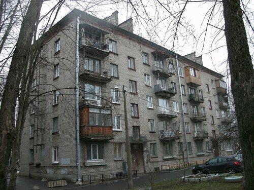 Караваевская ул. 33к2