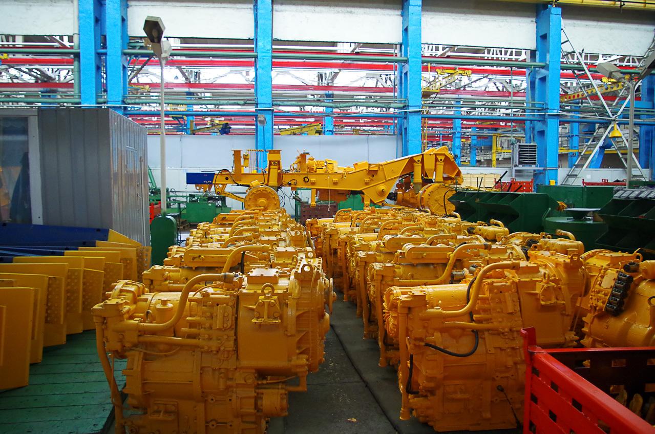 0 92846 f6d18fab orig Как делают гигантов    БелАЗы.