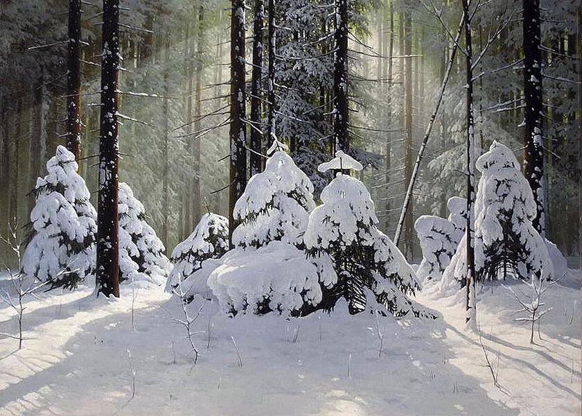 художник Александр Игнатьев