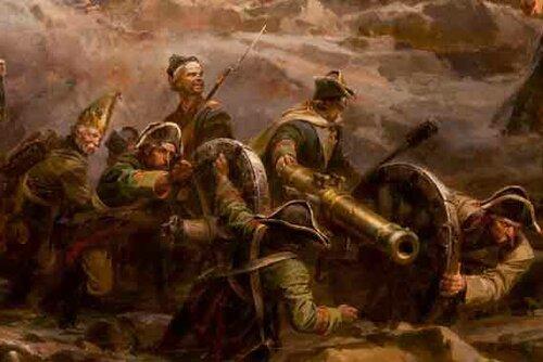 Суворовские солдаты