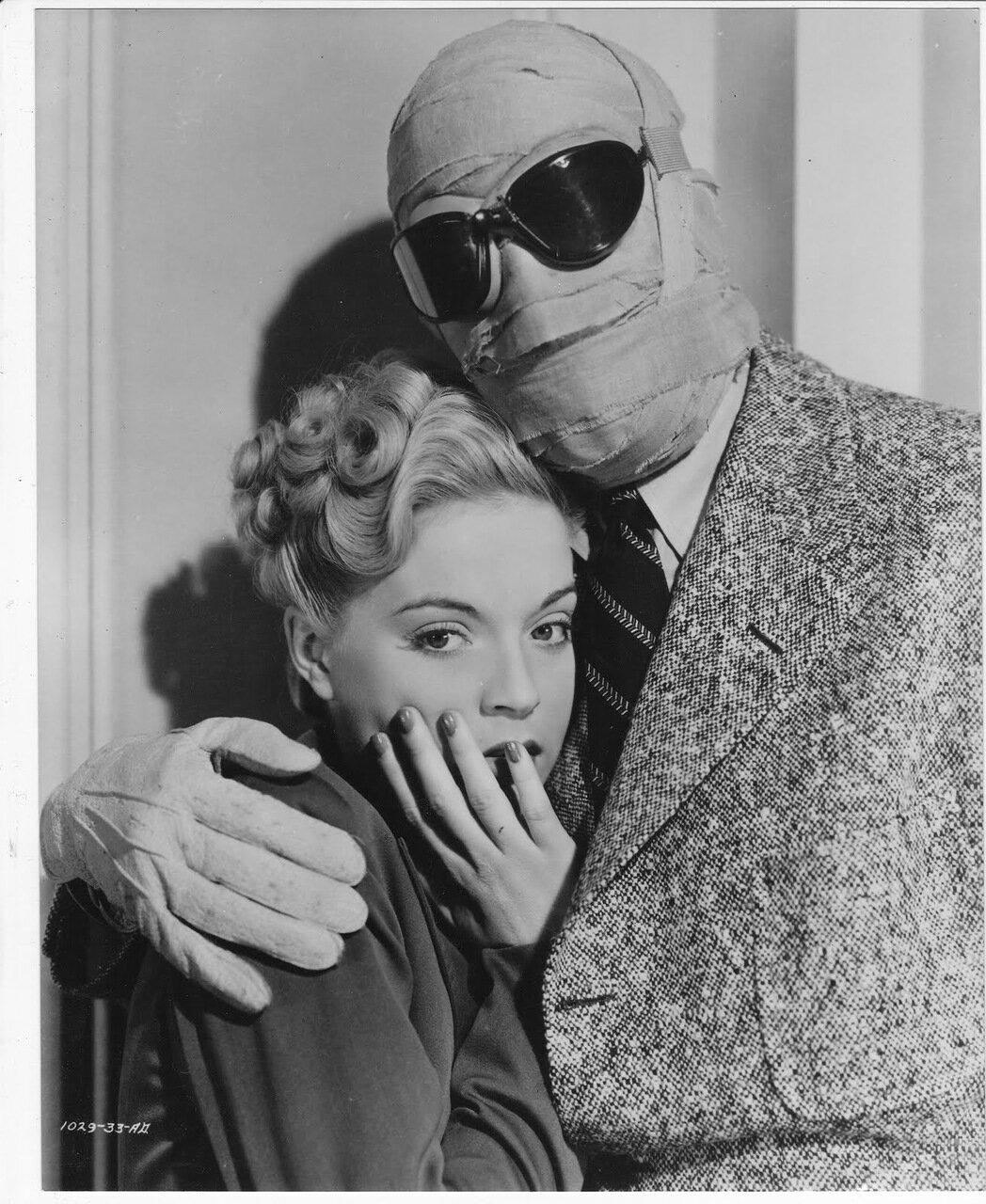 1940. Возвращение Человека-Невидимки
