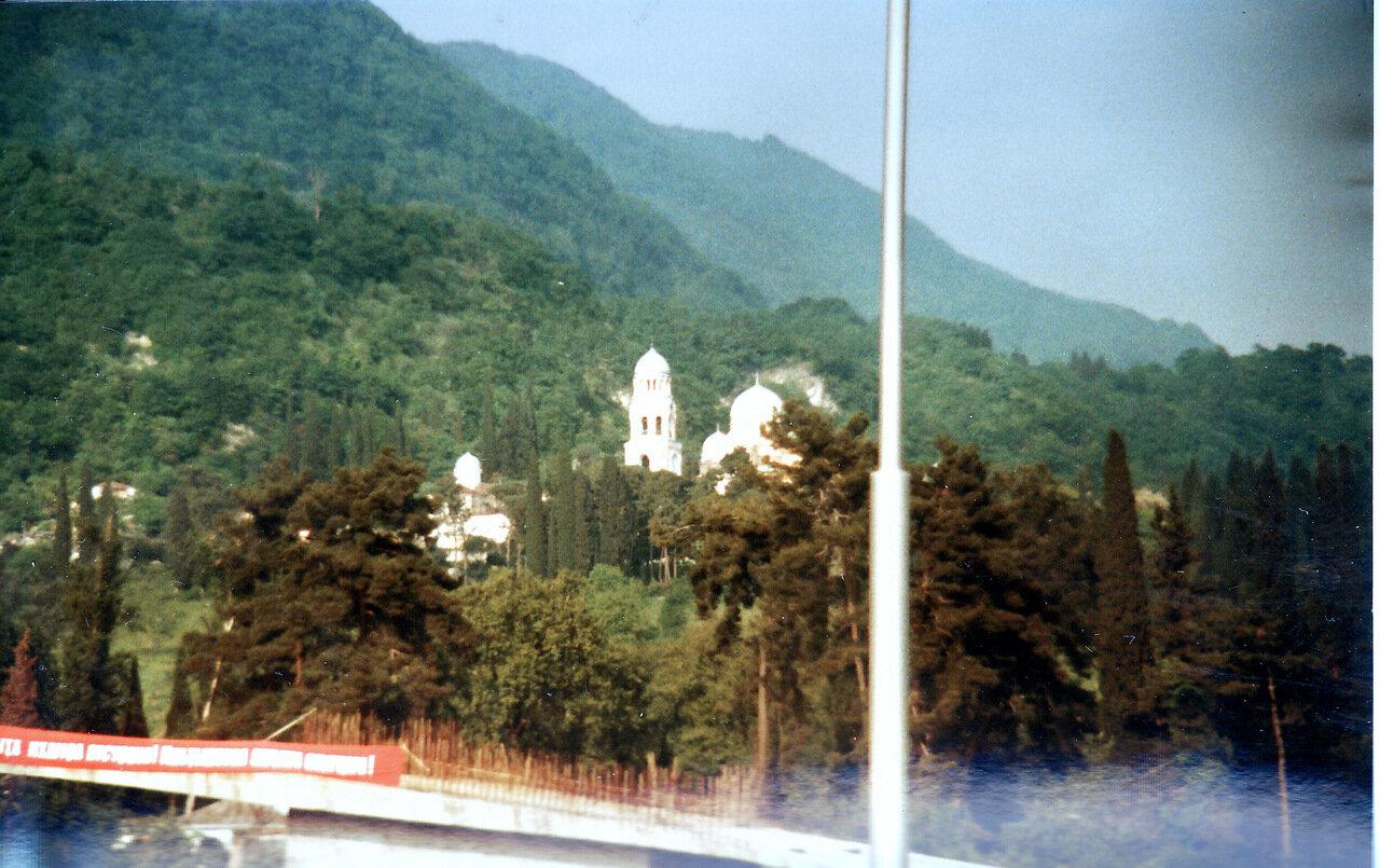 Первомай приходит в Абхазию