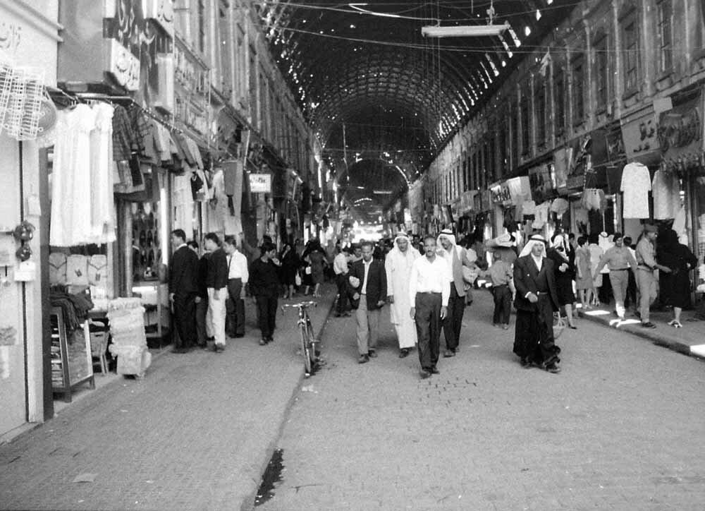 Сирия, Дамаск. Большой базар