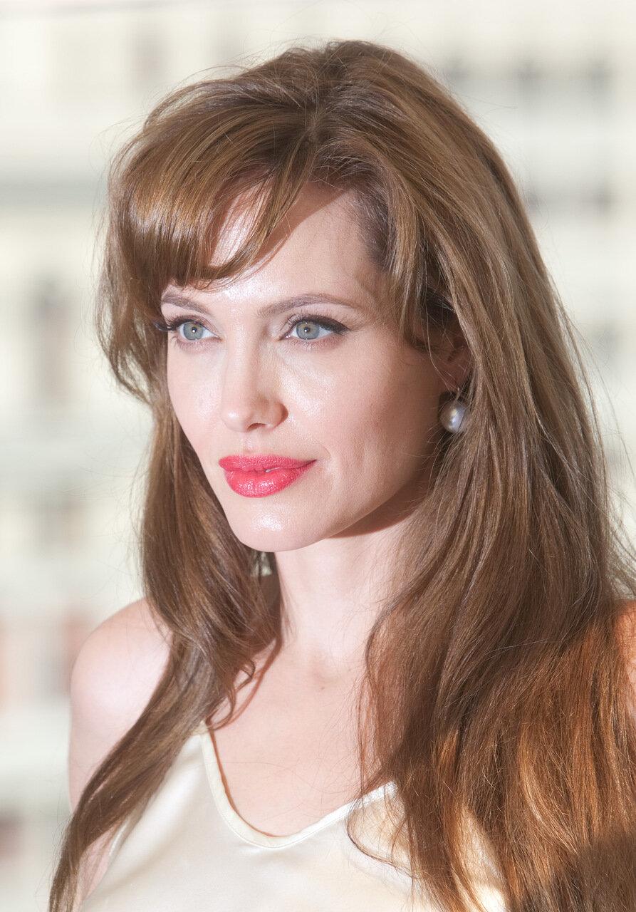 Angelina Jolie in Moskau