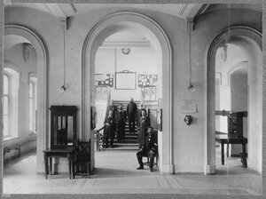 5. Лестница главного корпуса
