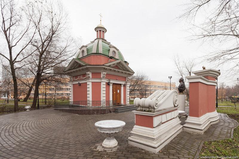 Часовня Александра Суворова