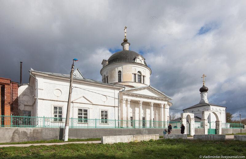 Храм Успения Божьей Матери на Соборной горе