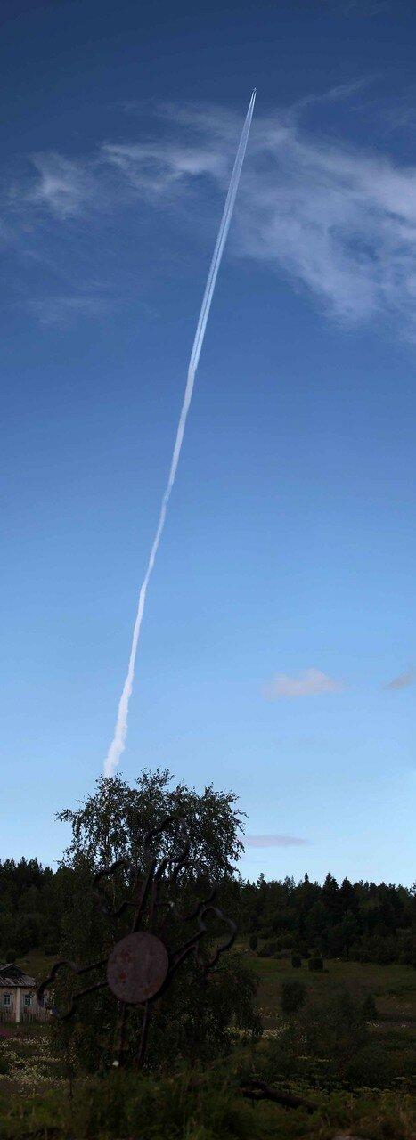 Кереть, ракета