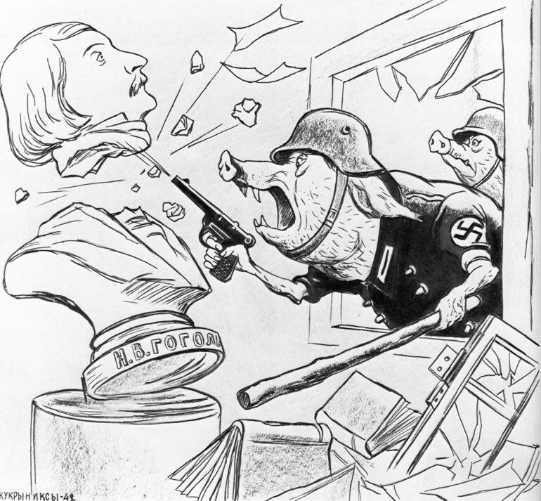 фашизм и культура, идеология фашизма, фашистские варвары