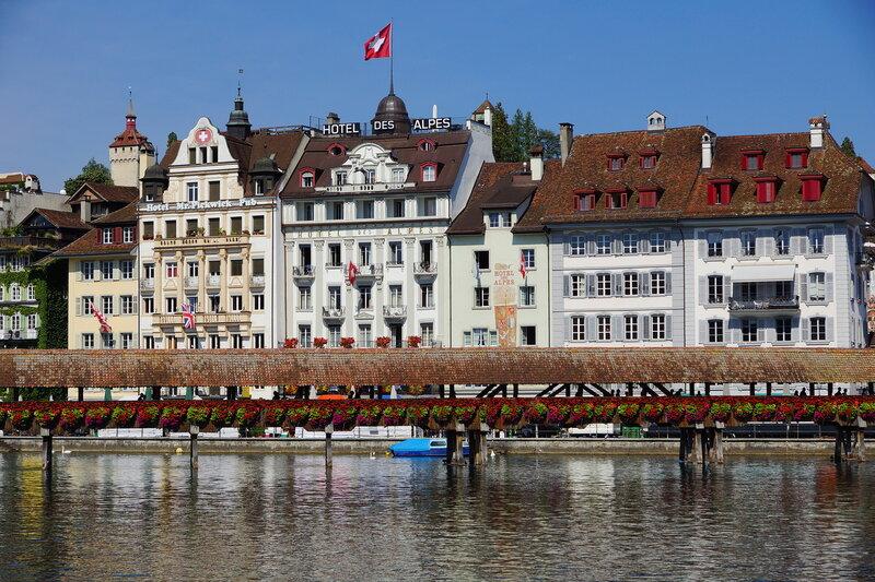 Деревянный мост (1333год)