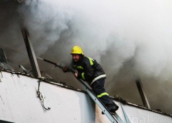 В одном из отелей Кишинёва произошёл пожар