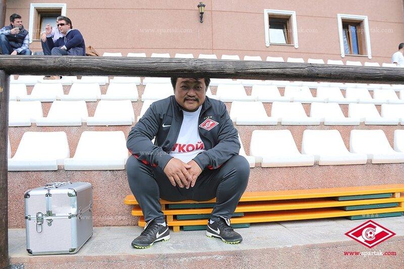 «Спартак» работает в Марбелье в двухразовом режиме (Фото)