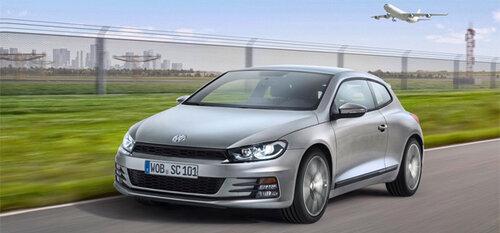 Новый Volkswagen Scirocco поступит на рынок в этом году