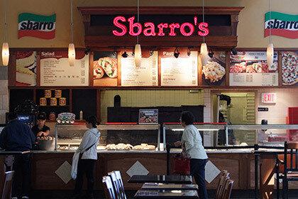 Заявление о банкротстве подала сеть пиццерий Sbarro LLC