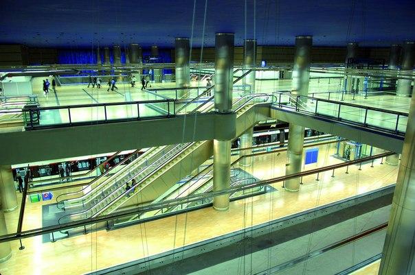 Столичные станции метро будут спроектированы испанскими архитекторами