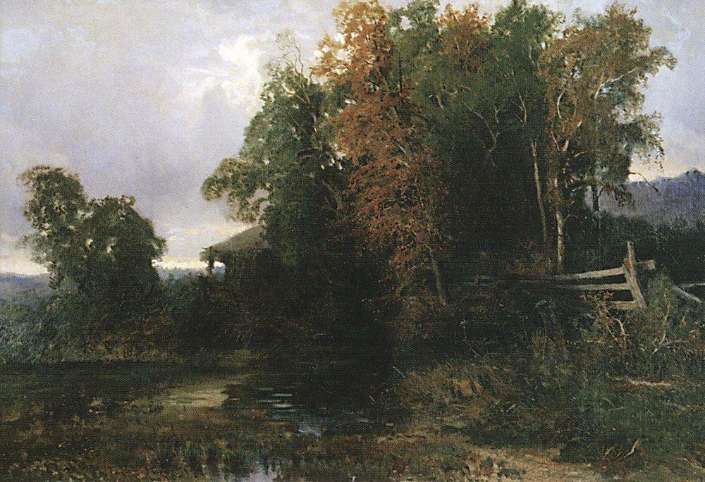 Вечер перед грозой (Вечер). 1867-1869.jpg