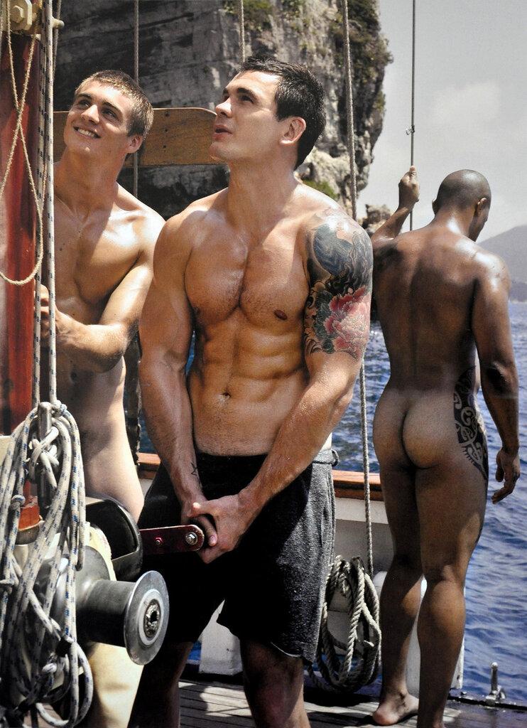 Фото голых мужчин франции 12