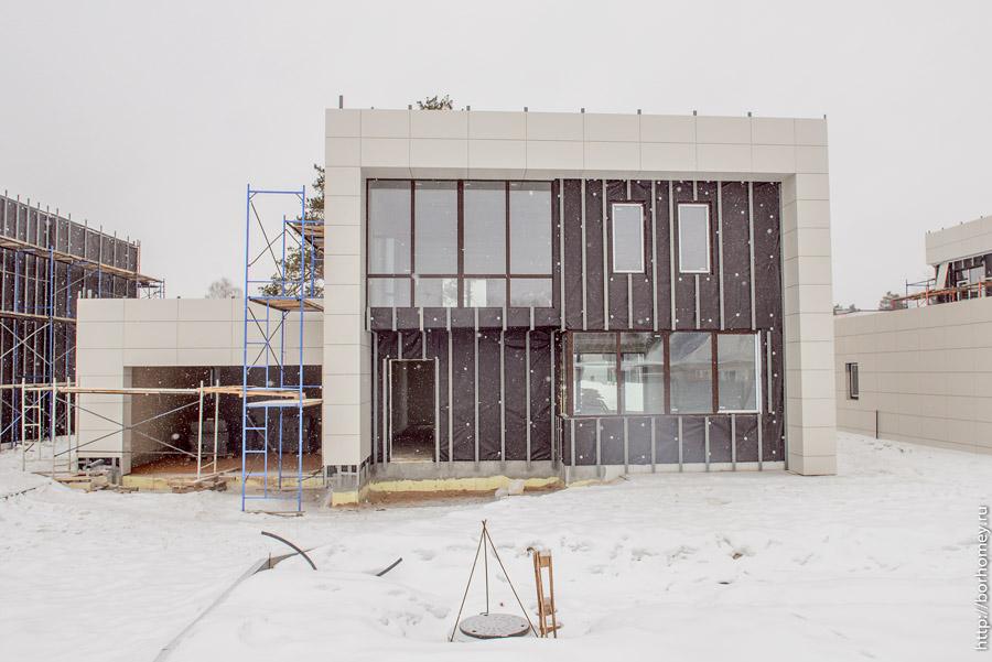 город саров одноэтажное новое жилье