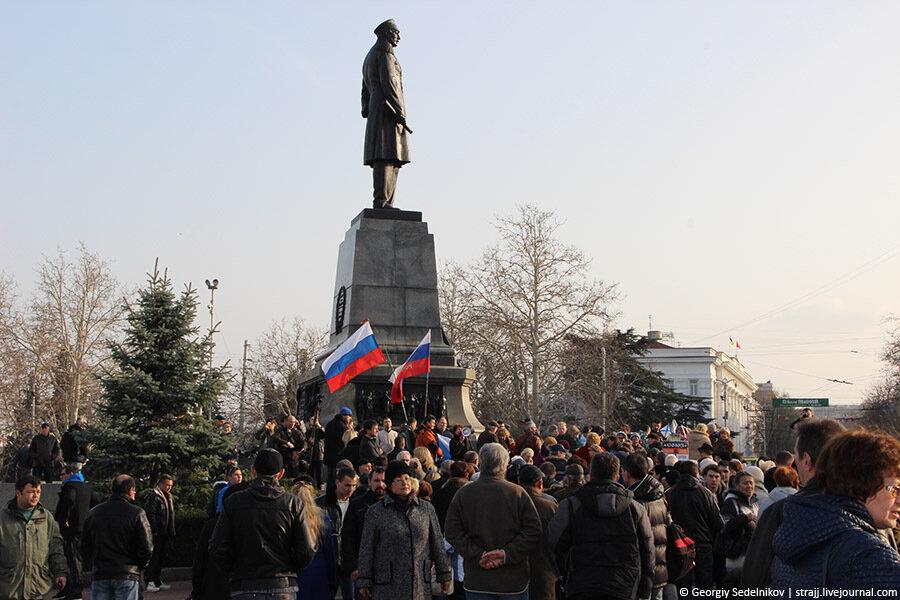 В этот день три года назад, для меня началась «Русская весна»