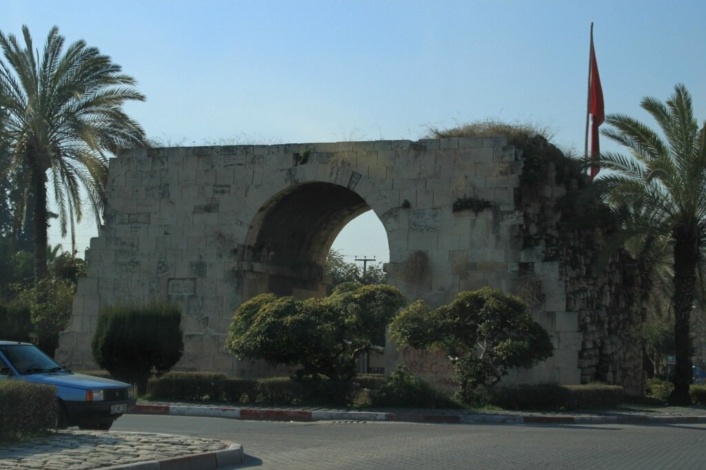 Ворота Клеопатры