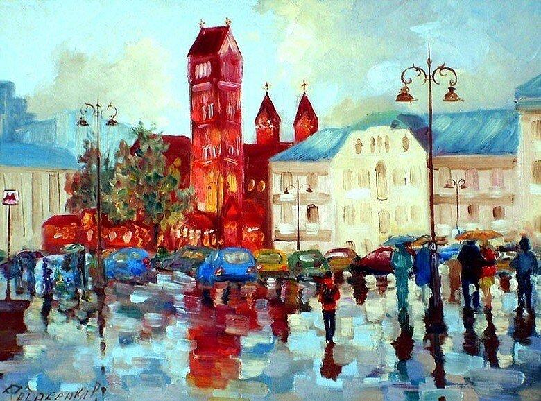 Роман Федосенко.