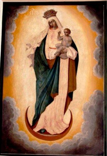 Икона Божией Матери «Благодатное Небо»