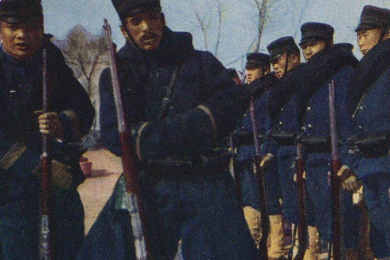 Цветные фотографии русско японской войны 0 146585 3916f2df XL