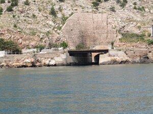 Балаклава - база подводных лодок