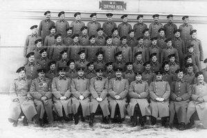 Личный состав 2-ой роты батальона .