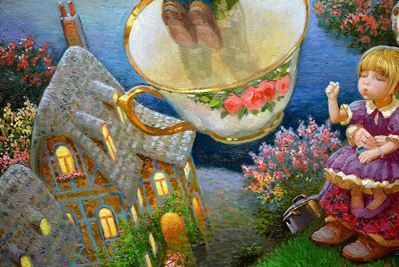 Сказочная живопись Виктора Низовцева (8).jpg