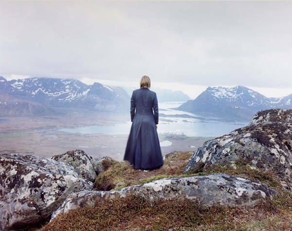No looking back, Elina Brotherus