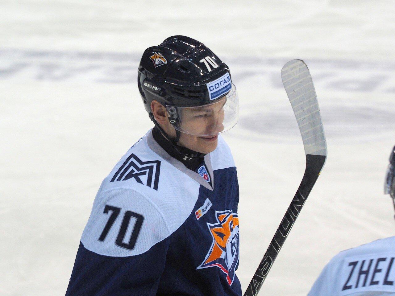 57Металлург - Динамо Минск 13.01.2015