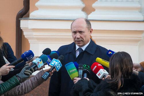 Валерий Стрелец подтвердил, что консенсуса в переговорах нет