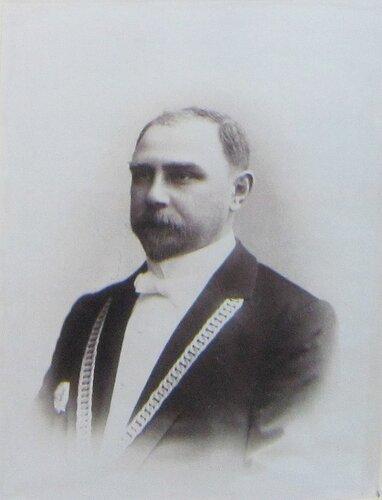 П. Ф. Горбачёв Городской Голова Ростова-на-Дону (1902-1905 гг.).