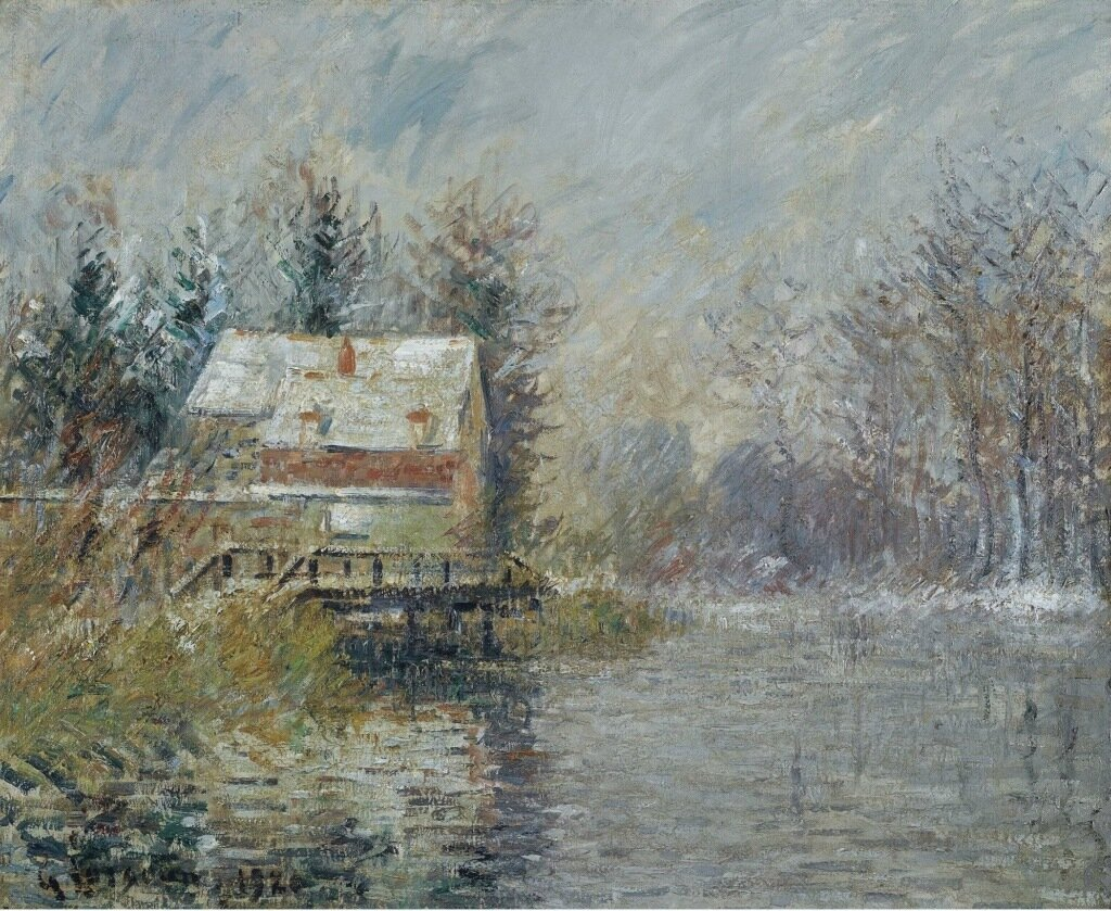 The House by the Water, Snow Effect, 1920.jpeg