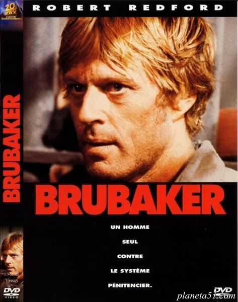 Брубейкер / Brubaker (1980/BDRip)