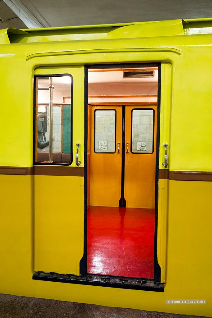 двери вагона А